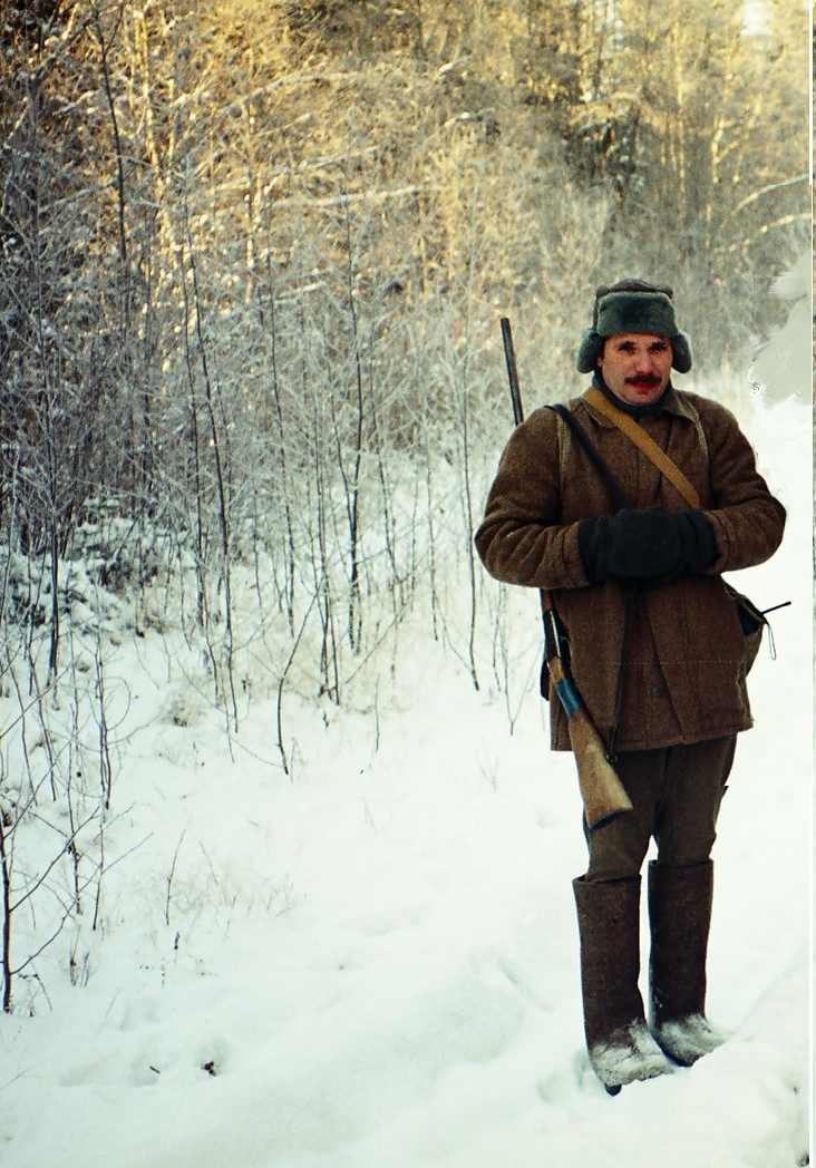 Очерки истории русской псовой охоты